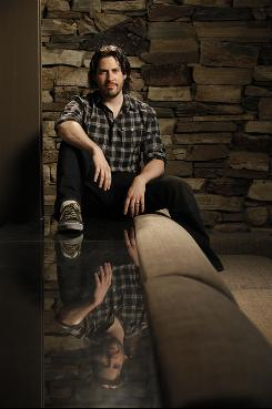 Director Jason Reitman, 31, says he spent six years on the screenplay for Up in the Air. The movie, which stars George Clooney as a man in constant motion, will be in theaters in December.