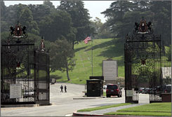 Michael Jackson will be buried at Forest Lawn Glendale cemetary, near Los Angeles. He will be placed in the Great Mausoleum, where Hollywood legends such as Clark Gable, Jean Harlow, W.C. Fields and Red Skelton are also buried.