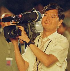 Prescription for laughs: Ken Jeong plays a cable news producer in the comedy All About Steve, opening Friday. It's the latest in a string of high-profile comedic roles for Jeong, 40, a licensed doctor.
