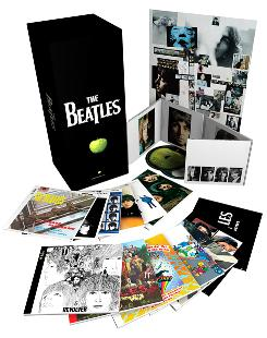 You'll hear The Beatles in a whole new way in the remastered collection