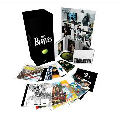 The remastered catalog, which goes on sale Wednesday, costs $260 for the 16-disc stereo box set (plus DVD) and $299 for the 13-disc mono box set.