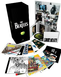 "The $260 stereo and $299 mono box sets are selling out at many outlets. The Beatles' website says new box orders will not be shipped until late October ""due to the incredible demand."""