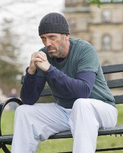 The doctor becomes the patient: But can House (Hugh Laurie) change even more after psychiatric treatment?