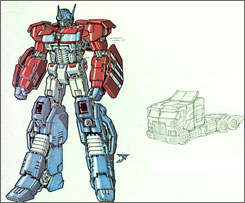 Optimus Prime and fellow Transformers will be featured in a monthly series and a 32-page book.