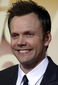 Joel McHale jumps out of The Soup and into Greendale Community College.