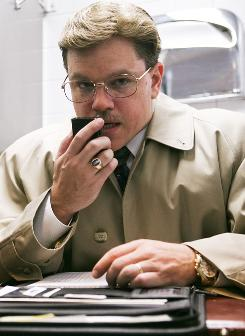 Matt Damon takes on a weighty, humorous role in The Informant.