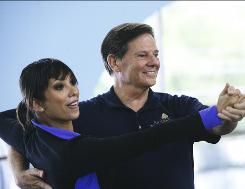 "For former congressman Tom DeLay, dancing is ""like learning to walk again."""