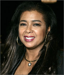 Irene Cara in 2007.