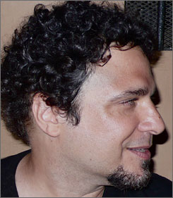 Lee Curreri in 2009.