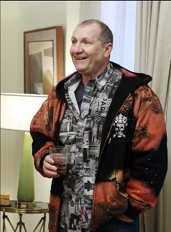 Ed O'Neill stars as patriarch Jay Pritchett in the new ABC comedy Modern Family.