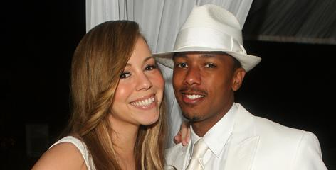 Whirlwind: Mariah Carey and Nick Cannon first met in 2005, but didn't start dating until March 2008. They wed a month later.