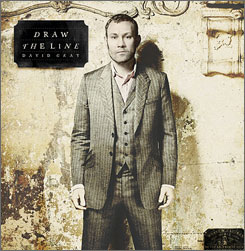 David Gray's latest album, Draw the Line, made its debut at No. 12 on Billboard's album chart.