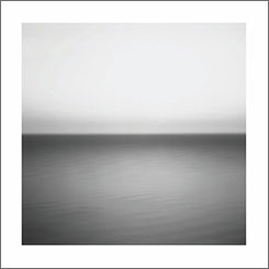 This is the cover of U2's latest album, No Line on the Horizon.