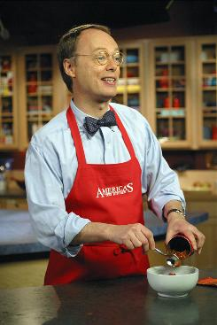 Christopher Kimball is the host of America's Test Kitchen and editor of Cooks Illustrated magazine.