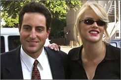 Howard K. Stern, the lawyer and manager of Anna Nicole Smith, is one of three individuals accused of conspiring to illegally provide the late model with a never-ending stream of prescription drugs.