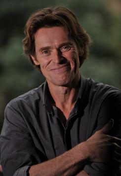 Diverse roles: Willem Dafoe is in two very different films this fall  Lars von Trier's controversial Antichrist and Wes Anderson's animated Fantastic Mr. Fox.