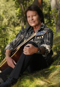 """Getting comfortable, finally: In his earlier musical life, former Creedence Clearwater Revival member John Fogerty says he """"wasn't free or happy or open."""" His new album revisits his solo debut from 1973."""