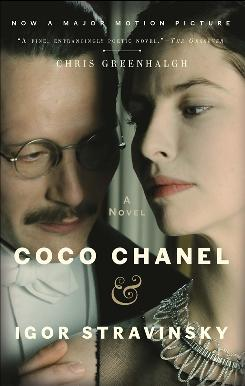 Chris Greenhalgh's novel has been adapted for the big screen and will open in the USA in January. Another movie, Coco Before Chanel, is in theaters now.