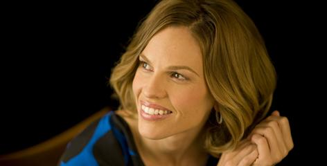 """A force of nature"": Hilary Swank's portrayal of lost aviator Amelia Earhart arrives Friday."