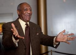 """""""I'm happy"""": A star-studded lineup, including Chris Rock and Jerry Seinfeld, saluted Bill Cosby at the Kennedy Center Monday night."""