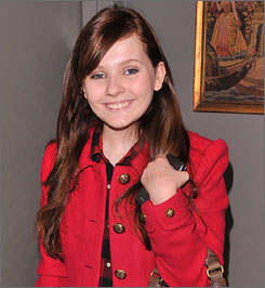 Abigail Breslin has starred in films such as Little Miss Sunshine  and Signs.