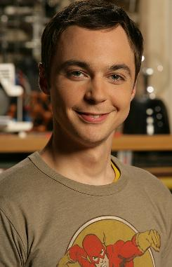 Big Bang: Jim Parsons has reason to smile  his CBS show's ratings are up 48% this season.