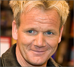 Gordon Ramsay will star in a new cooking show, tentatively called Masterchef.