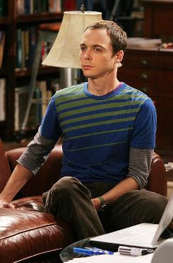 Big Bang physicist Sheldon (Jim Parsons) finds that friends are family, too. CBS' Big Bang Theory is one of TV's most-watched sitcoms.