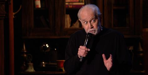 """George Carlin's posthumous work, a memoir he called a """"sortabiography,"""" is told mostly in his own voice."""