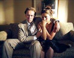 Nicolas Cage and Eva Mendes star in Bad Lieutenant: Port of Call New Orleans.