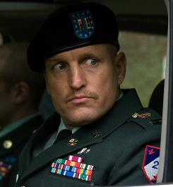Woody Harrelson stars as an officer who notifies families when their loved ones who serve in the military are killed in action.