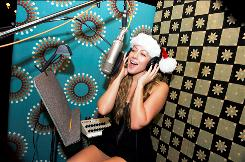 Singer Colbie Caillat has herself a very merry, and very special, Christmas. The CD, in stores now, benefits the Special Olympics.