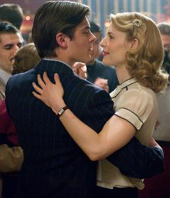 Shall we dance? Zac Efron and Claire Danes take a turn on the dance floor in the period drama Me and Orson Welles.