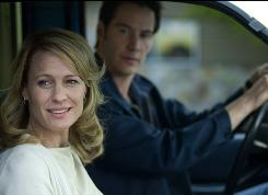 An Oscar- worthy turn: Keanu Reeves also stars in The Private Lives of Pippa Lee, but it's Robin Wright who drives this comedy/drama.