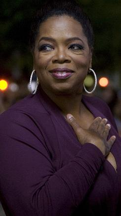 "Oprah Winfrey is set to end her 25-season-long talk show in 2011. She told USA TODAY earlier this year that her goal is to ""inspire and entertain people"" around such issues as money, relationships and spirit. She'll have many opportunities to do that on her new cable network, OWN."