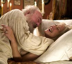 Christopher Plummer and Helen Mirren star as Leo and Countess Sofya Tolstoy in the story of the year leading up to the author's death.