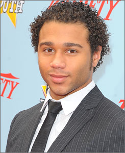 Corbin Bleu is best known for portraying Chad Danforth in High School Musical.