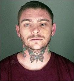 Brian Bonsall, 28, played the youngest Keaton sibling, Andy, on the 1980s TV series,Family Ties.