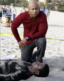NCIS: Los Angeles: LL Cool J sees dead people, but CBS sees one of the new season's biggest hits.