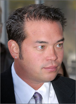 Jon Gosselin did not shown up to a hearing in his legal fight with TLC.