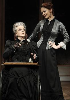 Marquee stars: Angela Lansbury and Catherine Zeta-Jones play mother and daughter.