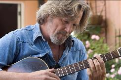 Jeff Bridges plays Bad Blake, a past-his-prime country singer.