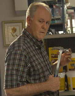 Lithgow: Up for a supporting-actor Golden Globe for Dexter.