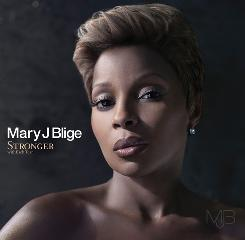 """""""Look at my shoulders, where I carry everything,"""" says Blige of the choice of cover photo. The Grammy winner once struggled with addiction and abuse."""