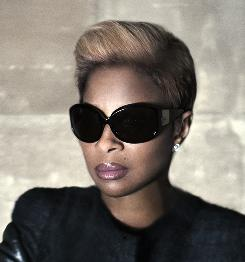 Mary J. Blige gets help from Drake, T.I. and Trey Songz on her new album.