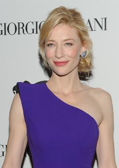 Cate Blanchett loves to get her glamorous look with Giorgio Armani Beauty products.
