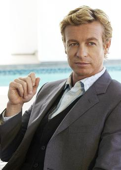 Simon Baker is a mentalist/P.I., and a charmer, on The Mentalist. He's in good boyish-charm company, too, including Nathan Fillion (Castle) and Eddie Cibrian (CSI: Miami).
