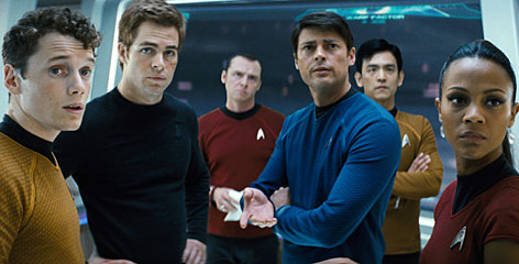 The Producers Guild picked Star Trek, Avatar and District 9 as three of its nominees for the best picture of 2009.