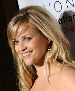 Reese Witherspoon: A big fan of Anlo's Jordan frock.