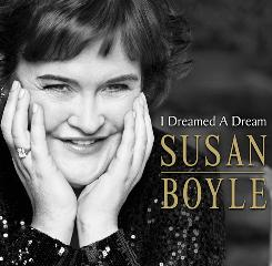 Susan Boyle's I Dreamed a Dream sold more than 3 million copies in 2009.